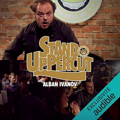 Couverture de Stand UpPercut - Alban Ivanov