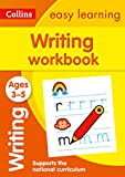 Writing Workbook Ages 3-5: Ideal for Home Learning (Collins Easy Learning Preschool)
