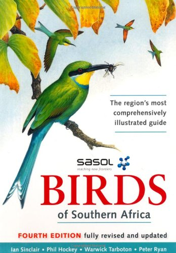 Sinclair, I: Sasol birds of Southern Africa