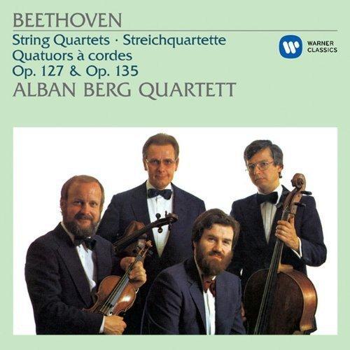 ベートーヴェン:弦楽四重奏曲第12番&第16番(クラシック・マスターズ)