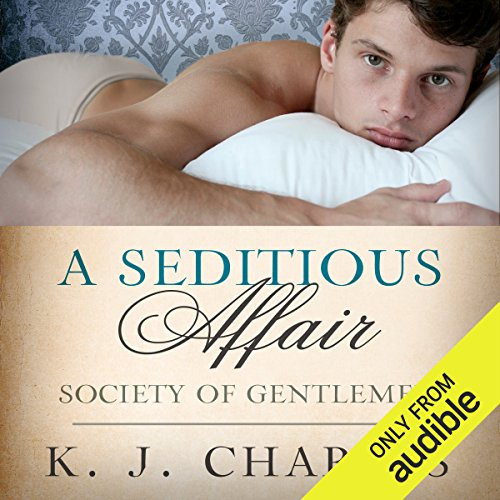 A Seditious Affair audiobook cover art