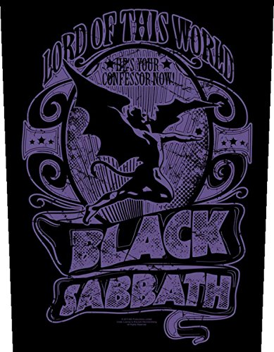 Lord of This World Backpatch