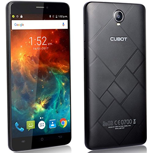 CUBOT Max 4G Smartphone