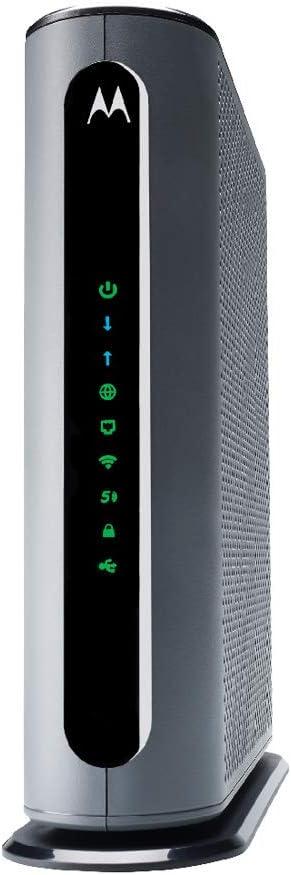 motorola mg8702 modem wifi router for comcast xfinity