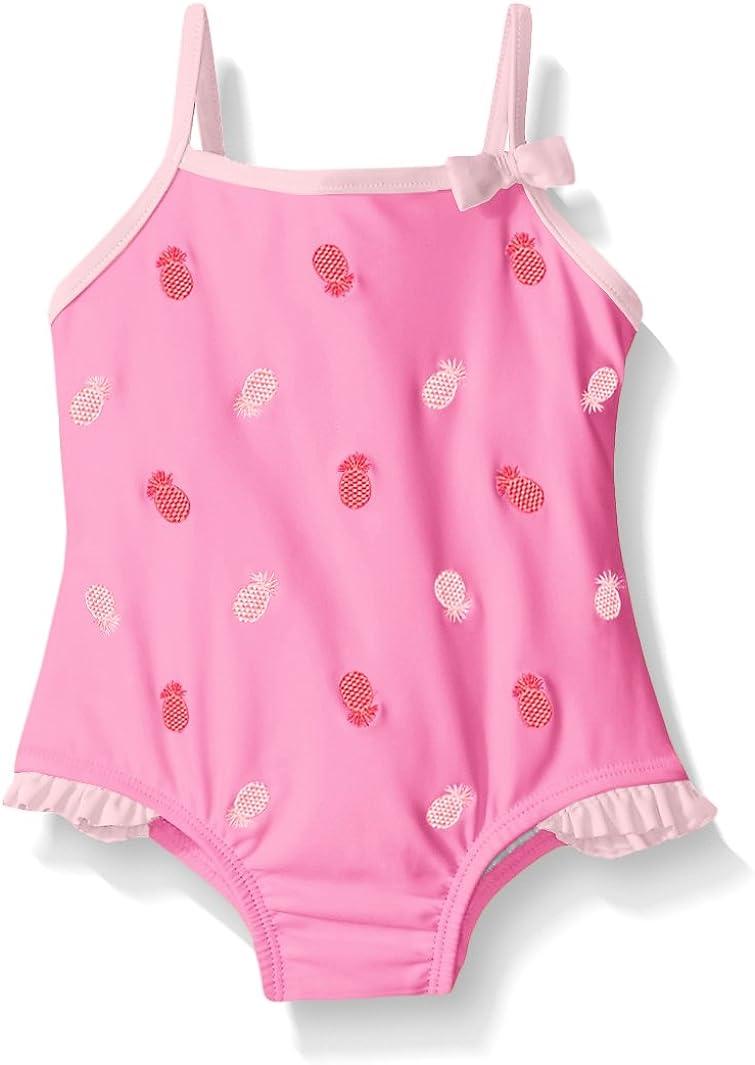 Tommy Bahama Girls Uv Protection 1-Piece Swimsuit Bathing Suit