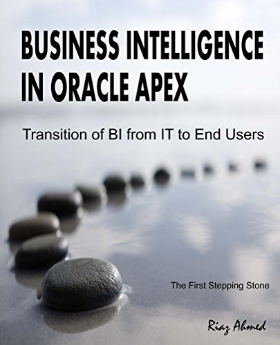Business Intelligence in Oracle APEX: Transition of BI from IT to End Users (English Edition)