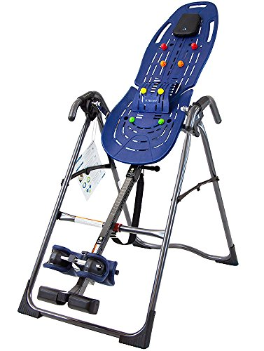 1. Teeter EP-560 with Back-Pain Relief Kit