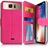 KARYLAX Wallet Case for Archos Access 50 4G Pink
