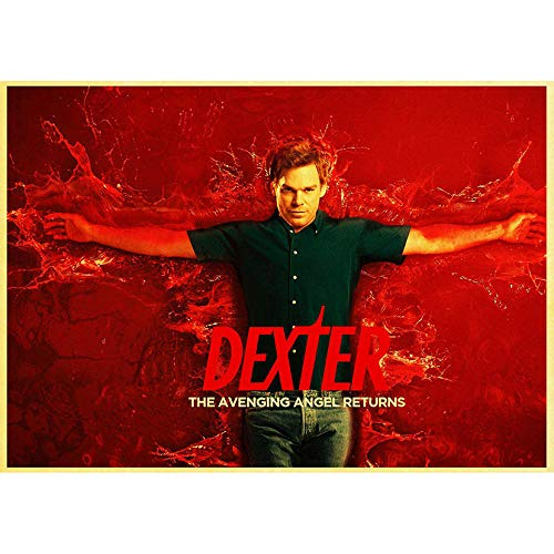 DFGAD Full Drill 5D DIY Diamond Painting Top Horror Tv Series Dexter Embroidery Cross Stitch 5D Home Decor 40x50cm