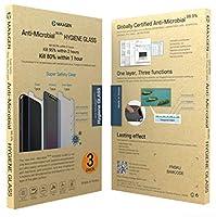 Gravity Trading 衛生ガラス耐衝撃スクリーンプロテクターシリーズ - iPhone 12 ウルトラクリア (1パック) プライバシー (1パック) アンチグレア(1パック)
