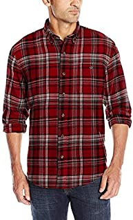 Romano Men's Cotton Checkered Casual Shirt in 13 Colors