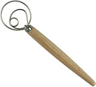 33 cm bröddeg handmixer köksverktyg dansk deg vispa bakverktyg brödtillverkning bländare för pizza bakverk och kakor