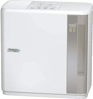 ダイニチ (Dainichi) 加湿器 ハイブリッド式(木造和室8.5畳まで/プレハブ洋室14畳まで) HDシリーズ ホワイト HD-5019-W