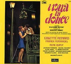Monnot/Breffort-Irma LA Douce (Bande Originale du Film)