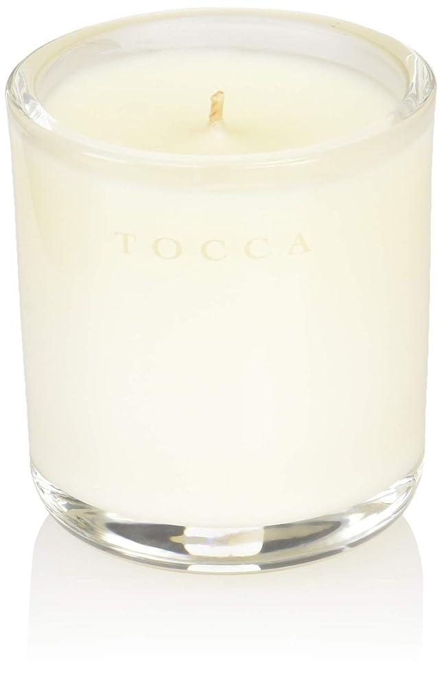 ハプニング口径ポインタTOCCA(トッカ) ボヤージュ キャンデリーナ カプリ 85g (ろうそく 芳香 柑橘とメロンの魅惑なシトラスな香り)