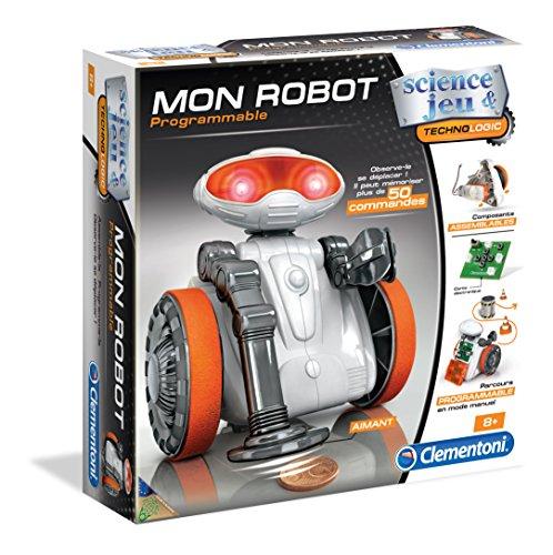 Robot scientifique à construire et programmer