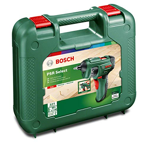 Bild 7: Bosch DIY PSR Select