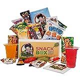 Thaipark Snackbox mit 39 asiatischen Süßigkeiten & Snacks - Gemischte Geschenkbox - Vielseitige...