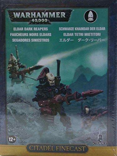 GAMES WORKSHOP 99810104006 Eldar Dark Reapers Tabletop and Miniature Gaming