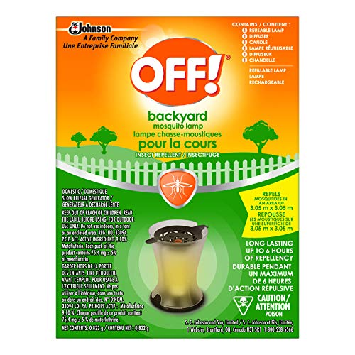 OFF! Mosquito Lamp, 1 Count