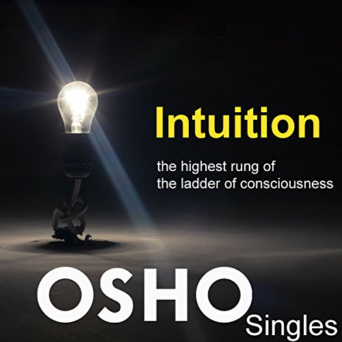 Intuition audiobook cover art
