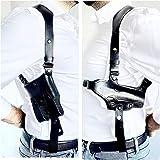 Aysesa Rig for Glock 19 Leather Shoulder...