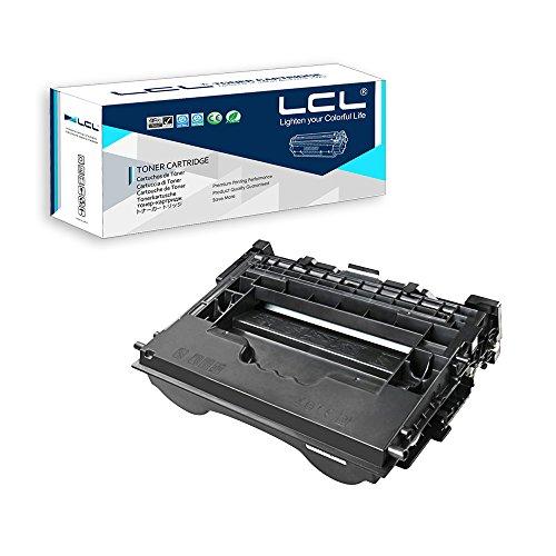 LCL Kompatibel Tonerkartusche 37A CF237A 11000 Seiten(1 Schwarz)Ersatz für HP LaserJet Enterprise M607n M607dn M608x M609dn MFP M631 M632 M633 M608dn M608n M609dh M609x M631h M631z M632fht M632h M632z