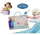Pizarra de Frozen con marcador y borrador (28 x 20cm)