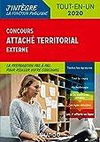 Concours Attaché territorial externe - Tout-en-un - 2020 (J'intègre) - Format Kindle - 9782100808076 - 16,99 €