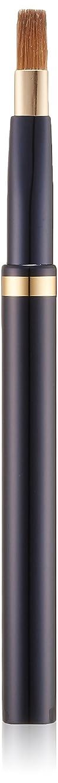 鉱夫偏差翻訳者広島県熊野のメイクブラシ オートリップブラシ 平型(ブラック) コリンスキー