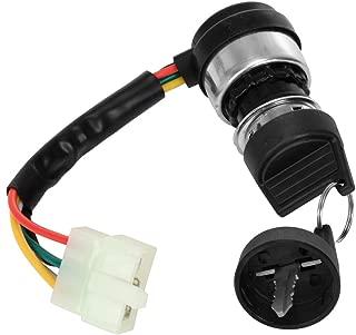 HIAORS 5 pin Ignition Switch for 150cc 250cc Hammerhead Roketa Go Kart Dune Buggy Carter Parts