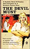 The Devil Must (Popular Library G-291)