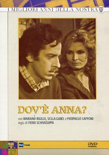 Dov'E' Anna (3 Dvd) by scilla gabel