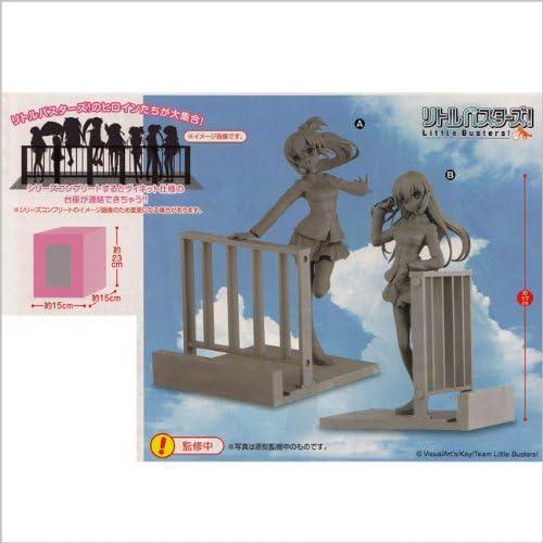 (Ritobasu) Wenig Busters  Komplette Abbildung 4 multi (alle 2er-Set) Saegusa Haruka Kanata Futaki (Japan-Import)