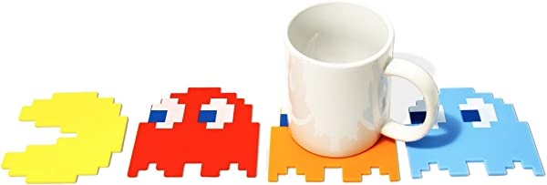 Official Pac Man Coasters