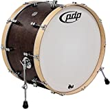 """PDP Concept Maple Classic Bass Drum - 14""""x24"""" - Tobacco"""