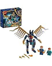 レゴ(LEGO) スーパー・ヒーローズ エターナルズの空中大決戦 76145