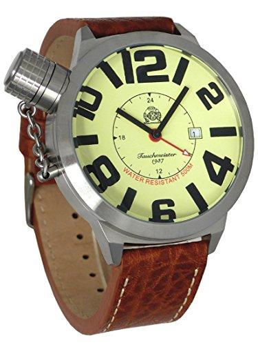 Tauchmeister 1937 T0066 - Orologio da polso uomo