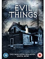 Evil Things [DVD] [Import]