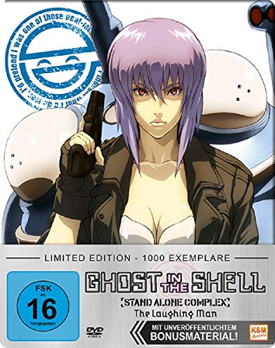 Ghost in the Shell - Stand Alone Complex: Laughing Man