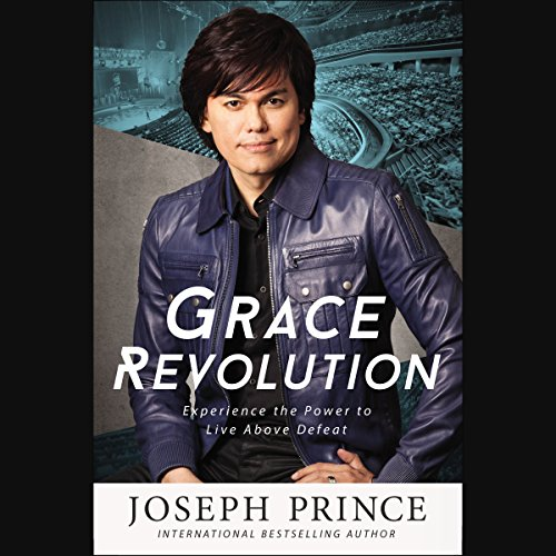 Grace Revolution audiobook cover art