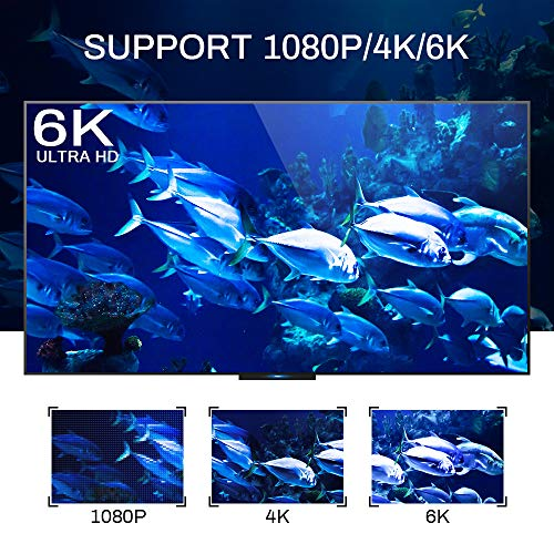 TV Box Android 10.0 4GB RAM 32GB ROM H616 Smart TV Box Set Top Box with Mini Keyboard USB 2.0 Ultra HD 4K 6K HDR Dual Band WiFi 2.4 5.8GHz BT4.1 Android TV Box