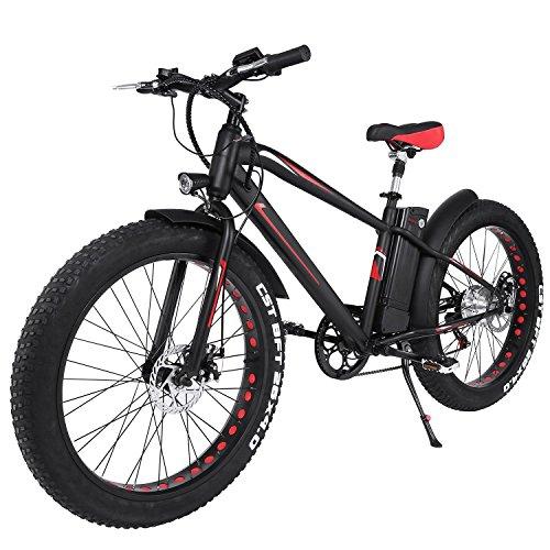 Bicicleta Eléctrica de Montaña con...