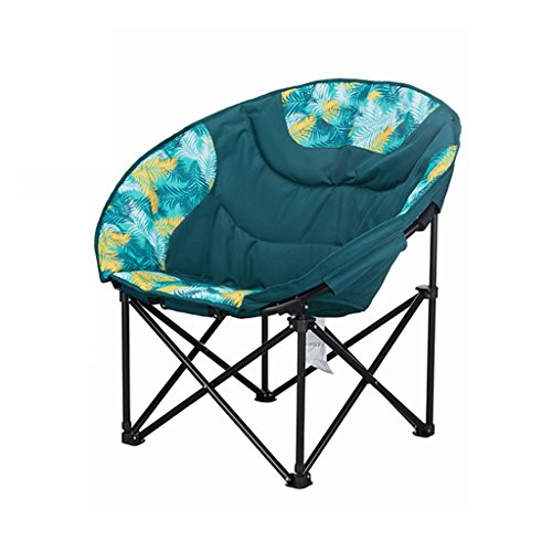 CGF-Mecedora Silla de Camping Plegable Silla Plegable Moon Chair Zero Gravity Easy Plegable Sun...