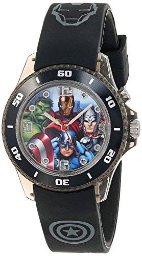 Marvel マーベル The Avengers Kids' アベンジャーズ キッズ AVG3508 ウォッチ ボーイ 時計 [並行輸入品]