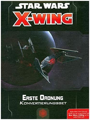 Asmodee Star Wars: X-Wing 2.Ed. - Erste Ordnung Konvertierungsset, Erweiterung, Tabletop, Deutsch