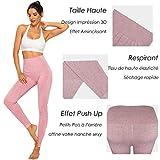 Zoom IMG-2 fittoo pantaloni sportivi da donna