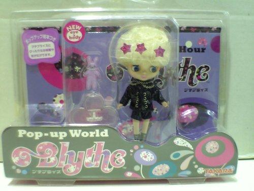 Blythe Blythe Petit pop-up mondial Midnight Hour PBL24