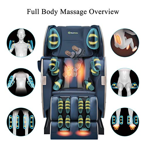 Real Relax Massage Chair, Full Body...