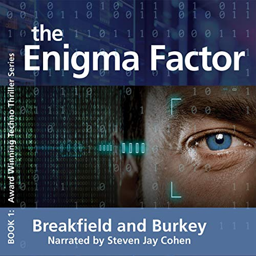 The Enigma Factor Audiobook By Charles V Breakfield, Roxanne E Burkey cover art